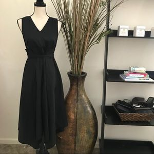 Halogen Black Dress